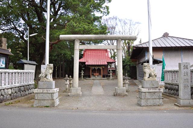 諏訪明神社
