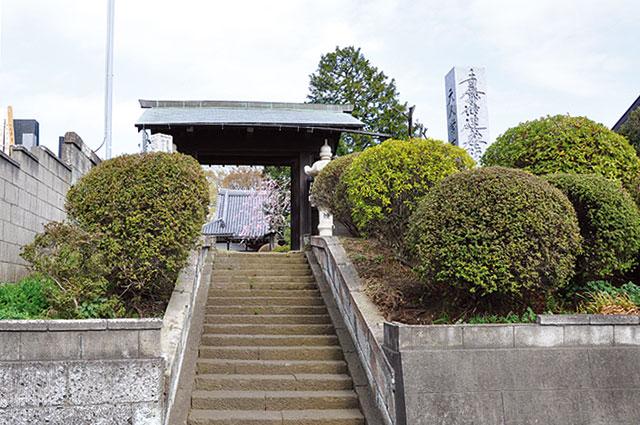 円教寺(日蓮宗)