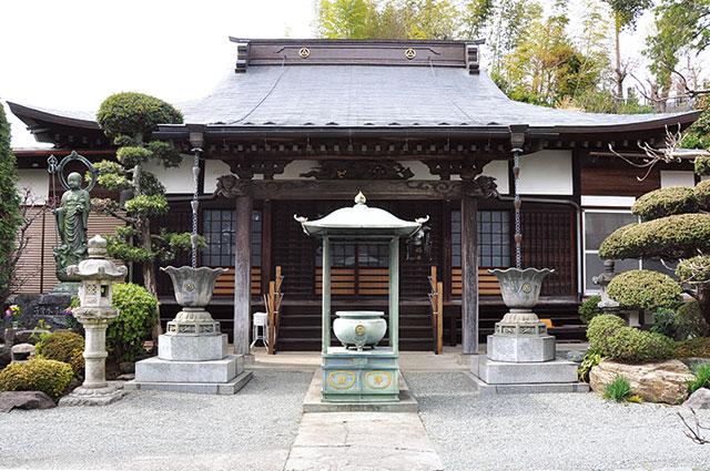 祟福寺(臨済宗)